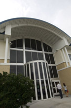 Bradenton campus building entrance