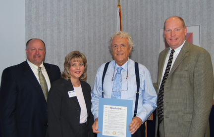 Bill Hekking Recognition