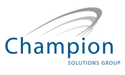 Champion Soulutions group logo