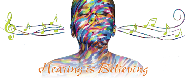 """Hearing Is Believing"" Banner Image"