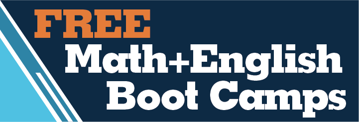 Free Math and English Boot Camps!